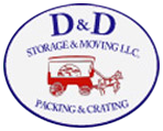Logo for D&D Storage & Moving, Local Residential & Commercial Services in Cincinnati, Ohio (OH)