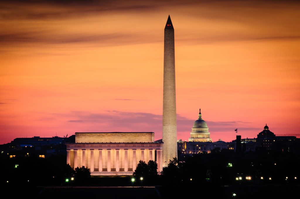moving to washington, d.c.