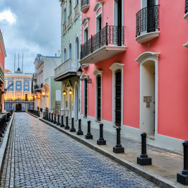 Moving Destination: Moving to Puerto Rico